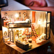DIY Wooden Dolls House Handcraft Miniature Project My Elegant Little Studio