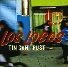 Los Lobos - Tin Can Trust [New CD] UK - Import
