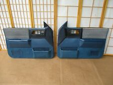 Interior Door Panels Parts For 1991 Chevrolet S10 For Sale Ebay