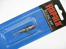 "Rapala W3-S 1-1/2"" W3 Silver Jigging Rap Size 03 Fishing Lure"