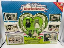 Calico Critters Sylvanian Families Woodland Wedding COMPLETE BOXED VINTAGE RARE