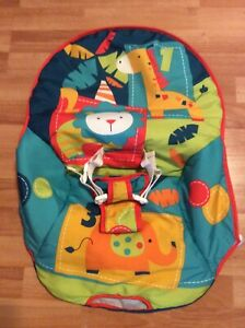 Fisher Price Baby Bouncer Seat Infant Toddler Rocker Chair Seat Part Replacement