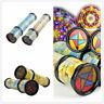 Sensory Development Turn Kaleidoscope Childrens Multi-beam Toy Creative Gift Hot