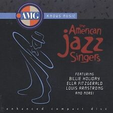 All Music Guide: The American Jazz Singers Various Artists New Free USA Shipping