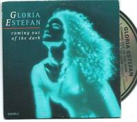 GLORIA ESTEFAN Coming Out Of The Dark 4 TRACK CARDslv CD SINGLE