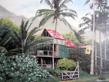 HAWAIIAN ART Private Paradise by Thomas Polidori #2/395 Signed & Numbered w. COA