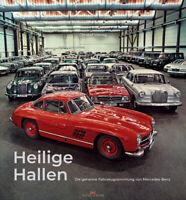 Mercedes-Museum geheime Sammlung (Oldtimer Prototypen Silberpfeile) Buch book