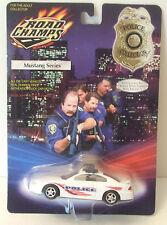 "Road Champs Georgetown Police Ford Mustang Police Car 5"" NEW (see Photo)"