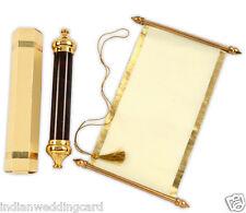 scroll wedding invitation ,wedding scroll invitation,wedding scrolls,S1059