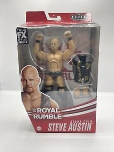 WWE Mattel Elite Royal Rumble Stone Cold Steve Austin Wrestling Figure New 2021