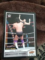 Topps WWE Road to Wrestlemania  Cody Rhodes