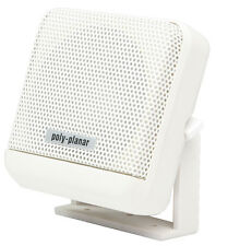 PolyPlanar VHF Extension Speaker -10W Surface Mount - (Single) White