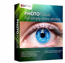 InPixio Photo Focus 2017 - Simply Sharp Photos Ful Edition ⭐Digital Download⭐