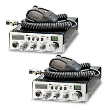 Midland Authorized Reseller 5001Z 40-Channel 4W CB Radio (2 Pack)