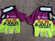 NIB Nalini Jolly Componibili cycling gloves leather size XL
