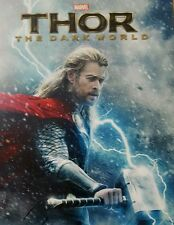 Marvel Thor. The Dark World. The Book of The Film. Paperback.