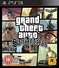 Grand Theft Auto: San Andreas (PS3)  NEW AND SEALED - IMPORT - QUICK DISPATCH