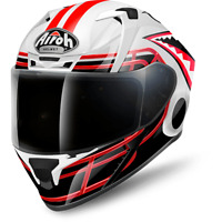 CASQUE ROUTE AIROH FULL RACE VALOR TOUCHDOWN GLOSS TAILLES XS < XXL