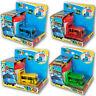 4 Color The Little Bus TAYO Friends Mini Special Cars Toy Tayo Rogi Gani Rani