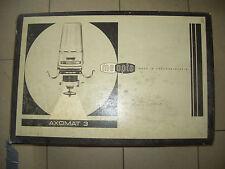 Vergrößerungsgerät MEOPTA AXOMAT 3 nicht komplett !!!