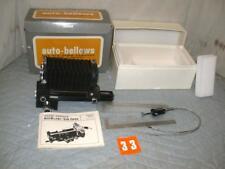 Asahi Pentax Honeywell Auto Bellows 7095 with box and manual