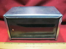 "Chrome Mini-Mornap Horizontal Table Top Napkin Dispenser 6 1/2"" x 3 1/2"""
