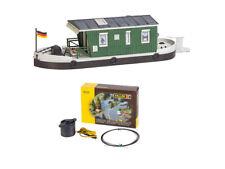 Faller 161460 Hausboot motorisiert Car System Epoche IV H0 Bausatz Neu