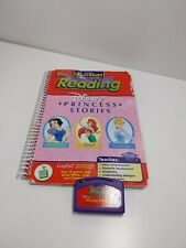 Leap Frog Leap Pad Pre-K up to 5 Disney Princess Stories