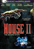 House 2: The Second Story DVD NEW