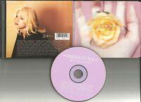 MADONNA Bedtime Story 7TRX w/ RARE EDIT & DUB & MIXES LIMITED USA CD single 1995