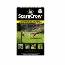 Home Defence Scare Crow Motion-Activated Animal Deterrent Free Delivery
