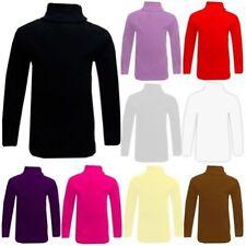 T-shirts, hauts et chemises polos pour fille de 2 à 16 ans en 100% coton