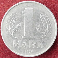 East Germany (DDR) 1 Mark 1975 A (D2004)