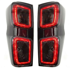 PERFORMANCE TAIL LIGHT  LAMP (BULBS + LED) for ISUZU D-MAX DMAX 2019-ON *TINTED*