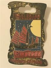 DSF PIRATES OF CARRIBEAN MOVIE TRILOGY- THE EMPRESS LE 300 DISNEY PIN 61478