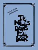 """Miles Davis Real Book 2nd Edition - """"C"""" Fake Book 269721"""