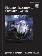 Modern Electronic Communication by Gary M. Miller and Jeffrey S. Beasley...