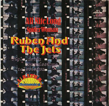 """RUBEN AND THE JETS """"ALL NIGHT LONG / SPIDER WOMAN"""" 7' Italy mint FRANK ZAPPA"""