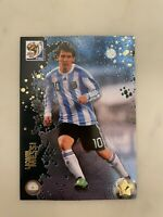 2010 Panini World Cup Soccer Premium South Africa #44 Lionel Messi