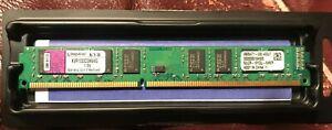 Kingston DDR3 PC3-10600 1333MHz 4GB RAM KVR1333D3N9/4G