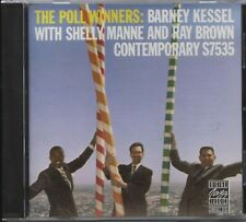 Barney Kessel / Shelly Manne / Ray Brown - The Poll Winners (CD Album)