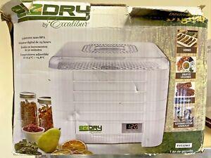 Y139 Ezdry Excalibur 5-Tray Stackable Digital Food Dehydrator