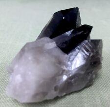 Smokey Quartz Crystal Smokey Quartz Druze Cluster Gemstone Specimen Metaphysical