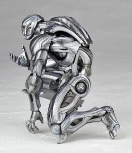 ULTRON MOVIE REVO 002 authentic marvel avengers kaiyodo revoltech action figure