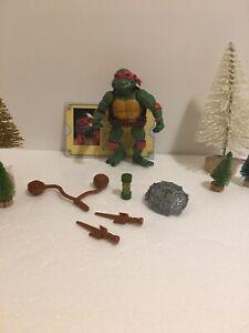 TMNT Movie Star Raph 1992 Raphael  Teenage Mutant Ninja Turtles