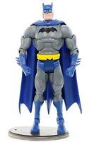 """DC Universe Superman Batman Public Enemies Blue Gray BATMAN 6"""" Action Figure"""