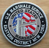US Marshals Service - Eastern District of NYNY FC - Genuine *Kokopelli Patch*