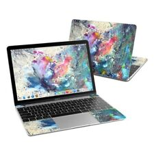 Apple MacBook 12in Skin - Cosmic Flower by Creative by Nature - Sticker Decal