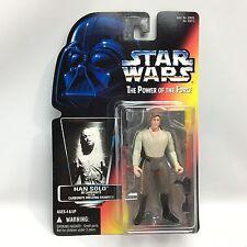 Star Wars POTF2/HAN SOLO IN CARBONITE Figure/Kenner 1996/Orange Card MOC/NEW!
