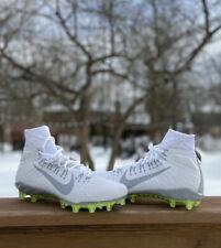 Nike Men's Alpha Huarache 7 Elite Lacrosse LAX Cleats Men's Size 11.5 CJ0224-103
